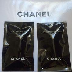 ✅ 2 CHANEL Le Volume mascara sample size❌BUNDLE❌ 2 Brand new and authentic CHANEL mascara Le Volume black #10 NOIR. 13$ on Mercri CHANEL Makeup Mascara