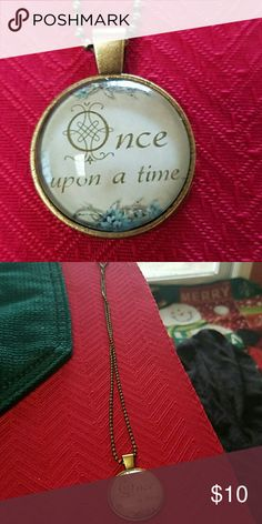 New once upon a time necklace New once upon a time necklace Jewelry Necklaces
