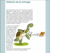 Cuento: historia de la tortuga
