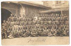 Legie ve Francii, Cognac, čeští vojáci, fotografie (6627142062) - Aukro - největší obchodní portál