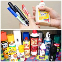 Inhalants are substances whose fumes are inhaled or sniffed to give effect.