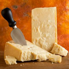 #Parmigiano-Reggiano DOP Bonati  From a very small dairy, very few wheels are produced each day. The cheese is very sweet, with a delicate flavor, the aroma is unique.