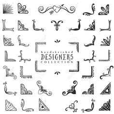 Hand Drawn Vector Design Stock Vector - Illustration of exploding, corner: 50326164 Sketch Note, Vector Design, Vector Art, Design Design, Design Ideas, Graphic Design, Design Studio, Free Design, Design Inspiration