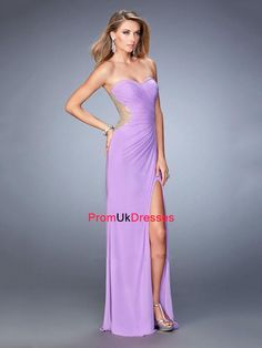 Shop La Femme evening gowns and prom dresses at Simply Dresses. Designer prom gowns, celebrity dresses, graduation and homecoming party dresses. Prom Dress With Train, Open Back Prom Dresses, Prom Dresses 2016, Cheap Prom Dresses, Strapless Dress Formal, Prom 2016, Prom Gowns, Dress Prom, Dance Dresses