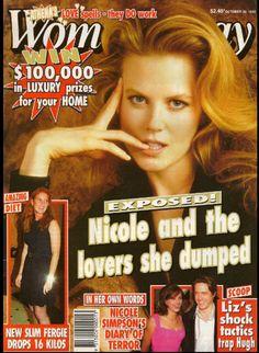 Fergie ottobre 1995