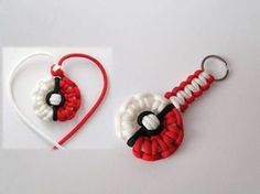 "As we released pokeball paracord bracelet,our passion to POKEMONS has grown even higher. That's why we made for you""pokeball necklace and keychain"" You need ..."