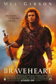 Braveheart (1995) movie #poster, #tshirt, #mousepad, #movieposters2