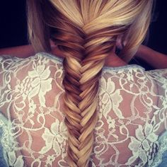 How to Do a Fishtail Braid in 5 Easy Steps