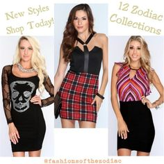 In Love with these NEW STYLES at Fashionsofthezodiac.com  Shop Today while your size is available. Don't miss your chance!  $45 ~ #Fashionsofthezodiac #UnleashyourZODIAC #12ZodiacStyles # #dress #fashion #fashiondesigner #fashionista #fashionkiller #fashionblogger #style #stylist #celebrity  #summerfashion #springfashion #weheartit #Womenwear #women #boutique #trends