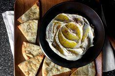 Ethereally smooth hummus from Smitten Kitchen