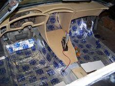 custom fiberglass interior (many pics) - Page 3 - Corvette Forum: