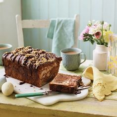 Nutella banana bread - banana bread recipes - Good Housekeeping