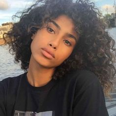 Read This Before Coloring Your Curly Hair