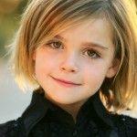 Best Medium Hairstyle » Cute Little Girl Haircuts » Page: 1 | Best Medium Hairstyle  Hannah's new haircut.