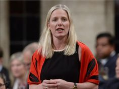 Canada's female politicians have been speaking out a great deal lately, in ways that aren't overtly partisan, about their experiences as women and the gendered policy gaps they see. Thi…