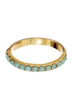 Pacific Opal Eternity Band
