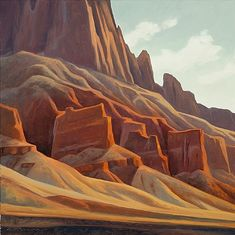 Ed Mell, Walls of Capitol Reef