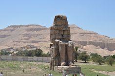 Colossi di Memnon,Offerte viaggi Egitto http://www.italiano.maydoumtravel.com/Pacchetti-viaggi-in-Egitto/4/0/