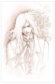 Alucard (Hellsing)/#1769991 - Zerochan