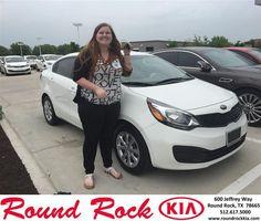 https://flic.kr/p/MTPyKy | #HappyBirthday Shailee from Ruth Largaespada at Round Rock Kia! | www.deliverymaxx.com/DealerReviews.aspx?DealerCode=K449