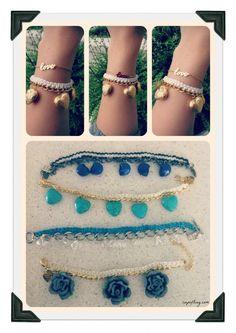 The Bead Shop: DIY bracelets