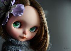 Blythe by sandra efigenio