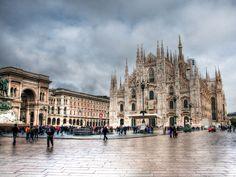 Piazza Del Duomo, MIlan - theartoftylerjordan.com