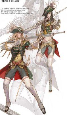 Granado Espada The Musketeer #3