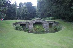 English Landscape Garden Garden of Rousham House, by William Kent Home Design, Home Garden Design, Modern Design, Amazing Gardens, Beautiful Gardens, English Landscape Garden, British Garden, Mulch Landscaping, Landscaping Ideas