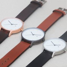 INSTRMNT 01 Watches