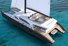 Sailing Yacht IPHARRA - Sunreef Luxury Catamaran