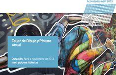 CONVOCATORIA - Actividad: Taller de Dibujo y Pintura. | A cargo de: Julien Guinet y Javier Torres. | Convocatoria: Inscripciones abiertas.| Dirigido a: Adultos y Adolecentes a partir de 13 años. | Lugar: macsa - Museo de Arte Contemporáneo de Salta. Información: Ampliar - Clic Aquí. http://www.macsaltamuseo.org/press/comunica/013/abr/act/actividad013DIBUJOPINTURA.pdf