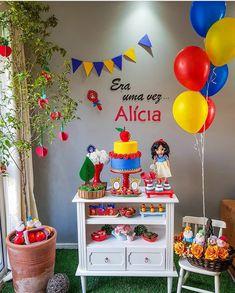 Party Time, Gingerbread, Alice, Birthday Cake, Disney Princess, Milena, Safari, Snow White, Instagram