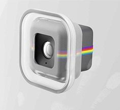 """Polaroid Cube & Cube """"Eye"""" Suction Mount for Glass Wall Table Fish Tank & More"""