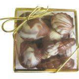 Chocolate Seashell Great Party Favor