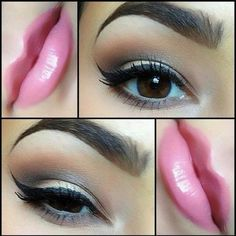 Get ready for prom 2013 with these hot makeup looks.. looove the eyeliner