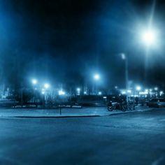 Noche de frío en Ituzaingo- Buenos Aires - Argentina