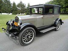 Pontiac : Other 2 Door 1926 pontiac coach