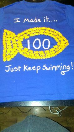 100th day of school t shirt