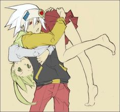 Soul and Maka by artist-omako on deviantART
