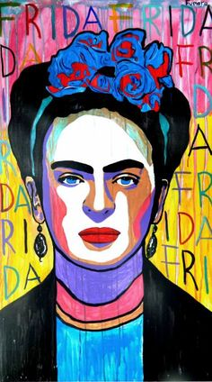 Shop original art created by thousands of emerging artists from around the world. Buy original art worry free with our 7 day money back guarantee. Frida Kahlo Artwork, Frida Paintings, Frida Kahlo Portraits, Frida Art, Art And Illustration, Muse Kunst, Drawing Sketches, Drawings, Muse Art