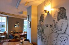 Blackbird cafe Lausanne