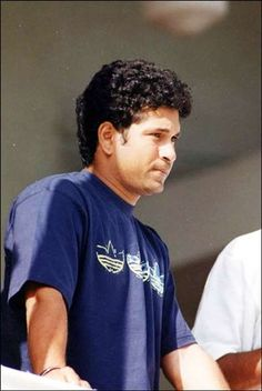 Rare, unseen images of Sachin – Part I