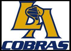 Los Angeles Cobras (1988), Arena Football League, Los Angeles, California