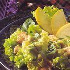 Een heerlijk recept: Makreel salade met appel