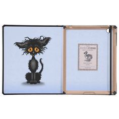 =>>Cheap          Sad, Cute Scruffy Black Cat on Light Blue Cover For iPad           Sad, Cute Scruffy Black Cat on Light Blue Cover For iPad today price drop and special promotion. Get The best buyReview          Sad, Cute Scruffy Black Cat on Light Blue Cover For iPad Online Secure Check ...Cleck Hot Deals >>> http://www.zazzle.com/sad_cute_scruffy_black_cat_on_light_blue_case-256047434562579923?rf=238627982471231924&zbar=1&tc=terrest