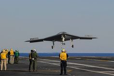 DARPA, Navy contract for new UAS-ship capability