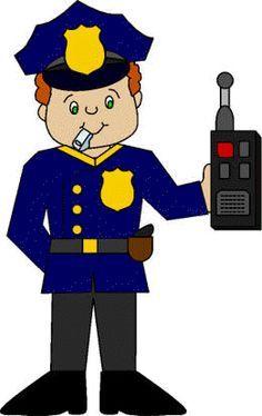 Police Officer Crafts on Pinterest | Police Crafts, Police Officer ...
