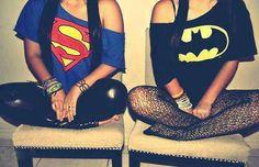 Superman & Batman *-*
