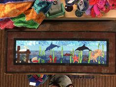 Rockport texas Row By Row 2016, Rockport Texas, Row By Row Experience, Quilt Patterns, The Row, Sweet Home, Quilts, Frame, Fun